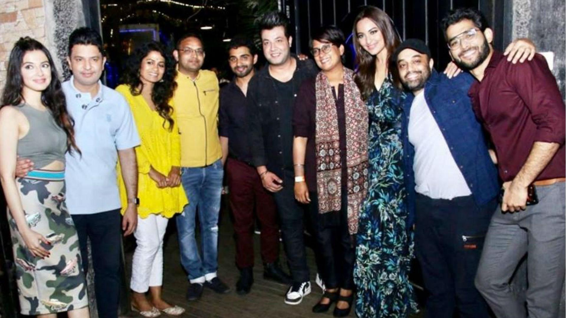 सोनाक्षी सिन्हा, बादशाह, वरुण शर्मा और अन्नू कपूर की फिल्म की शूटिंग खत्म, अभी फाइनल नहीं हुआ मूवी का नाम