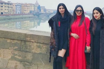Sridevi daughter Khushi Kapoor third tattoo Janhvi Kapoor Neha Dhupia chat show