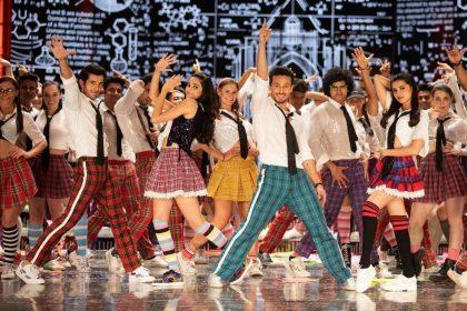 The Jawaani Song Student Of The Year 2 Film Tiger Shroff Tara Sutaria Ananya Pandey