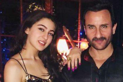 सैफ अली खान ने खोला राज, कहा बेटी सारा अली खान के साथ बनने वाली थी 'जवानी जानेमन'