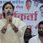 Urmila Matondkar says BJP Worker complaint is Bogus and Baseless