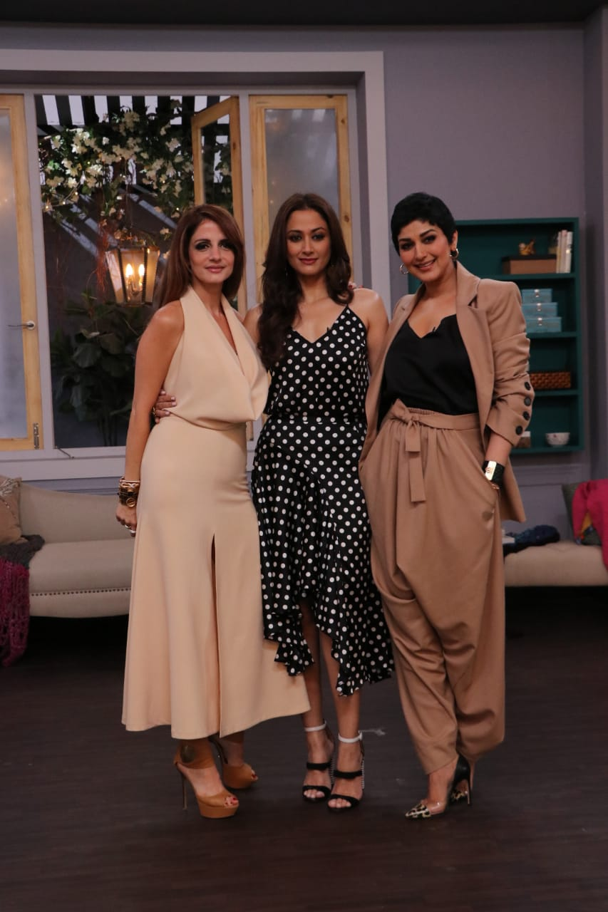 Vogue BFF Season 3 Sonali Bendre Sussane Khan Gaytri Joshi (2)