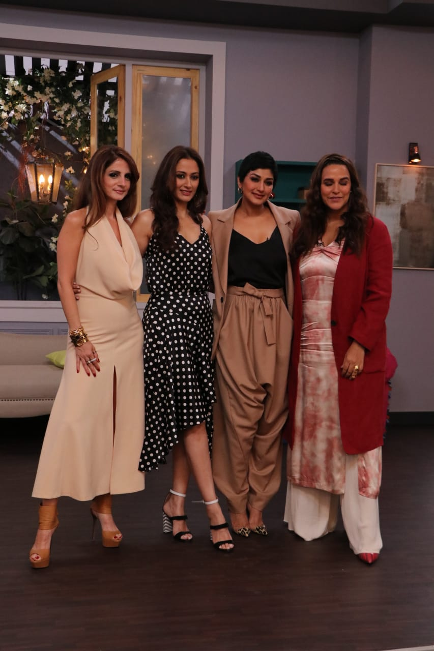 Vogue BFF Season 3 Sonali Bendre Sussane Khan Gaytri Joshi Neha Dhupia 2