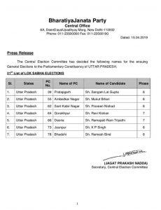 Ravi kishan fight from gorakhpur in lok sabha Election 2019 UPCM Yogi Adityanath