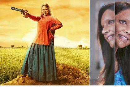फिल्म छपाक में दीपिका पादुकोण के फर्स्ट लुक को देख कुछ ऐसा था 'सांड की आंख' एक्ट्रेस भूमि पेडनेकर का रिएक्शन