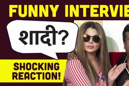 बॉलीवुड की ड्रामा क्वीन राखी सावंत ने दीपक कलाल का नाम सुनते ही दिया शॉकिंग रिएक्शन,देखें वीडियो