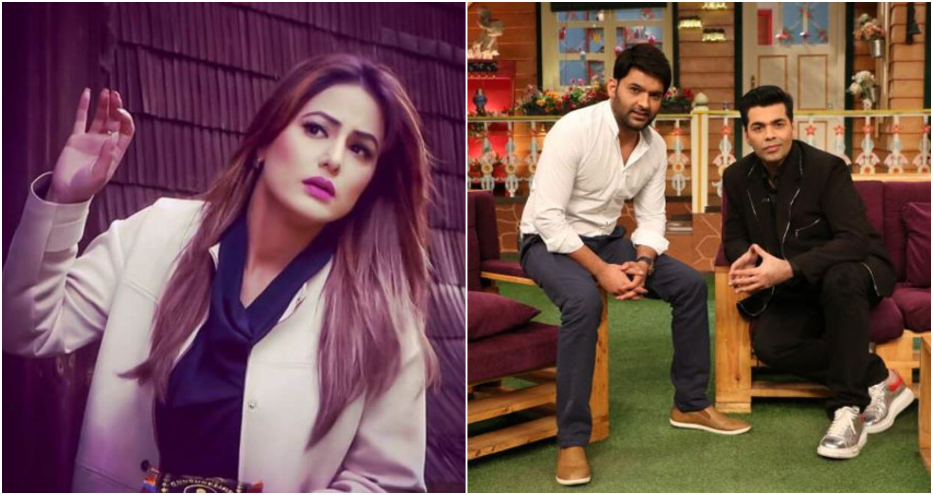 ट्रेंडिंग न्यूज़: हिना खान इस ख़ास वजह के लिए जाएंगीकान फेस्टिवल, करण जौहर ने उड़ाया कपिल शर्मा का मजाक