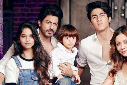AbRam Khan Birthday Shah Rukh Khan Gauri Khan Aryan Khan Suhana Khan photos