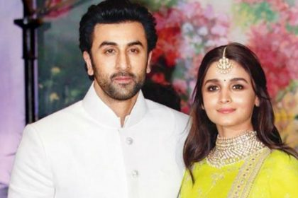 Alia Bhatt records Ranbir Kapoor video of Brahmastra film Shiva Sessions