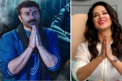 Arnab Goswami called sunny deol to sunny leone video viral actress reacted on it lok sabha elections 2019 results