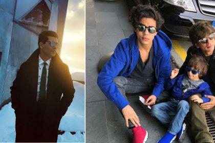 Aryan Khan to soon make his Bollywood debut with Karan Johar