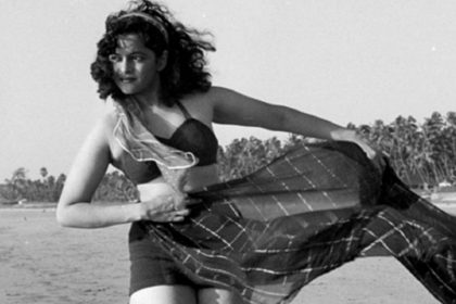 Bollywood Actress Nalini Jaywant Death mystery she was on top Filmfare Magazine Beauty Pole Madhubala