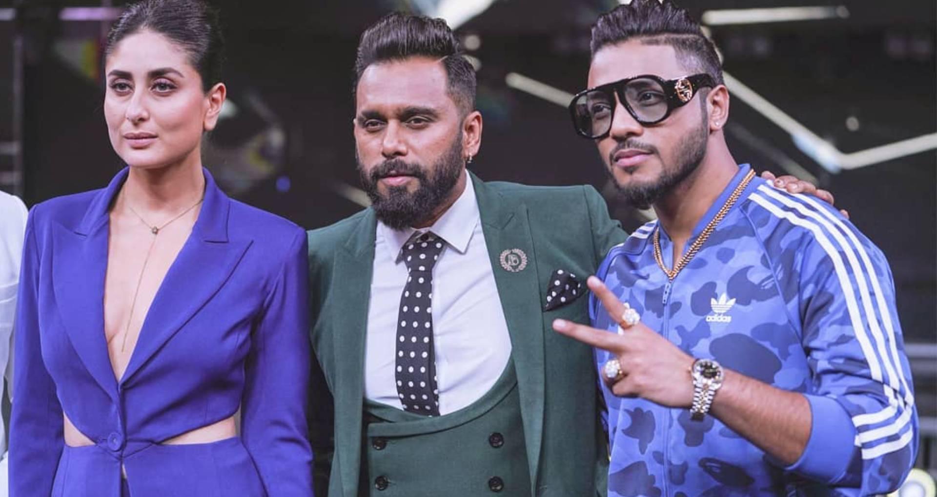 रफ्तार ने दिखाया कैसी चल रही है डांस इंडिया डांस के सेटअप की तैयारी, वीडियो में देखिए कैसा दिखेगा DID का मंच