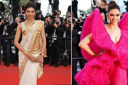 Deepika Padukone Cannes 2019 Photos: कान्स में 9 साल में यूं बदला दीपिका पादुकोण का लुक, देखें खास 20 तस्वीरें