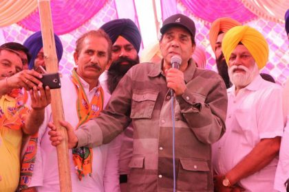 Dharmendra BJP Sunny Deol Gurdaspur Lok Sabha Elections 2019 Congress Sunil Jakhar Balram Jakhar