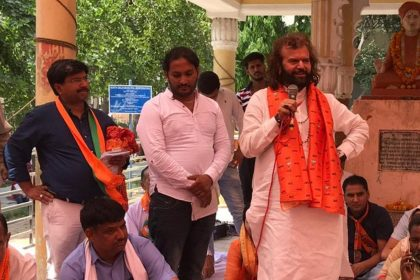 Hans Raj Hans BJP Candidiate from North West Delhi