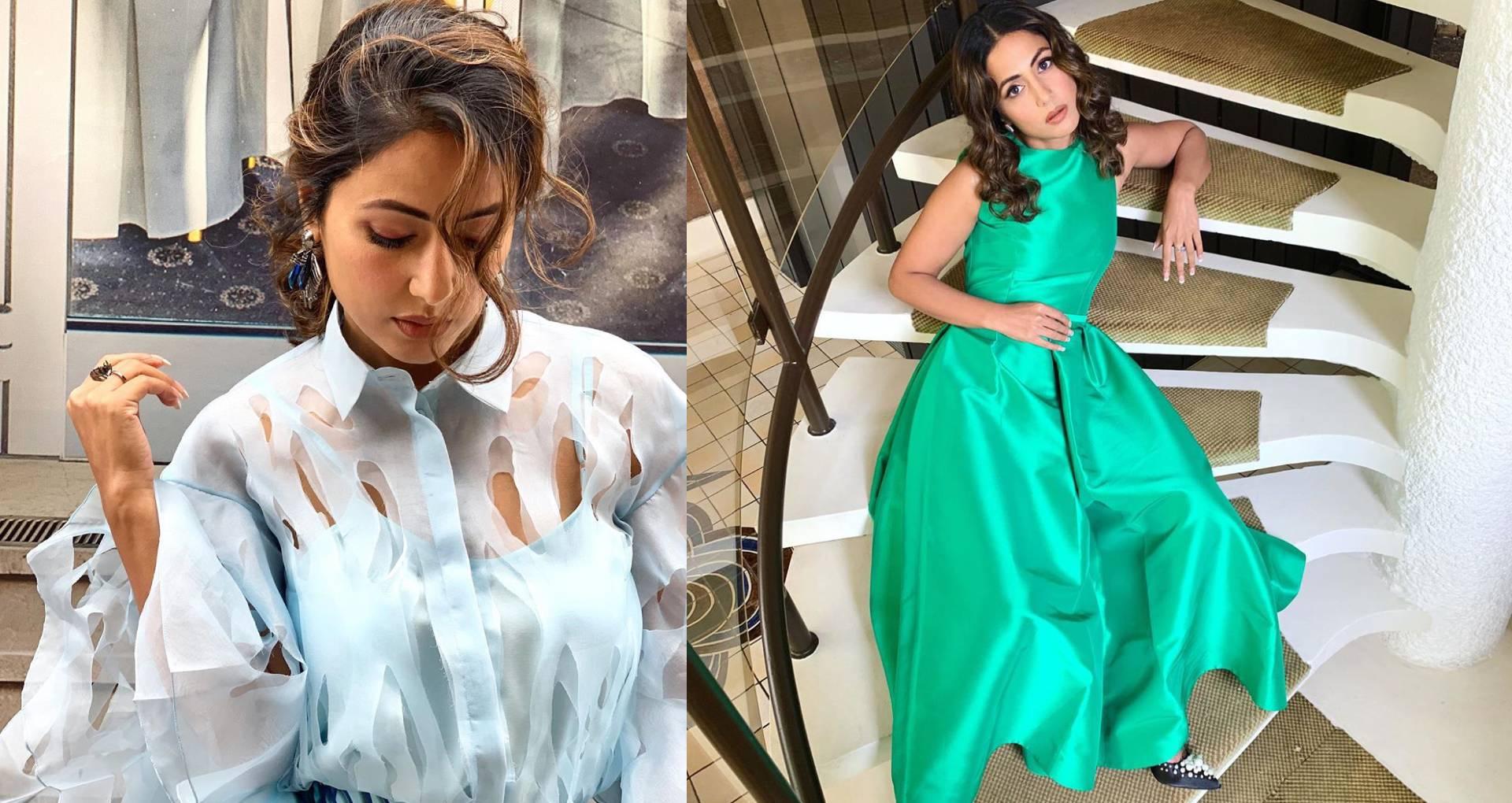 Cannes 2019: हिना खान का एक बार फिर दिखा अलग अंदाज, खूबसूरत तस्वीरें में एक्ट्रेस की बोल्ड अदाएं