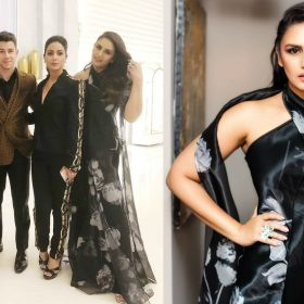 Huma Qureshi Cannes Film Festival 2019 photo Priyanka Chopra Nick Jonas Diana Penty Hina Khan