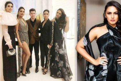 Huma Qureshi Cannes Film Festival 2019 photo Priyanka Chopra Nick Jonas Diana Penty Hina Khan