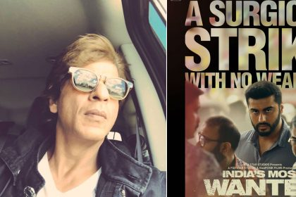 India Most Wanted film Arjun Kapoor Raj Kumar Gupta confirms shah rukh khan angle in film