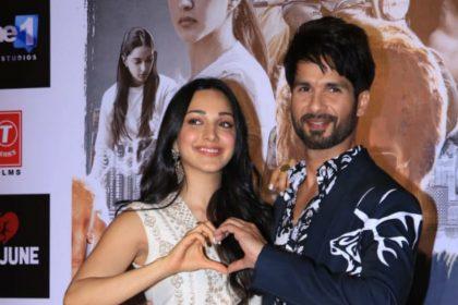 Kabir Singh Trailer Launch: कियारा आडवाणी की सादगी ने जीता लोगों का दिल, शाहिद कपूर का दिखा डैशिंग लुक