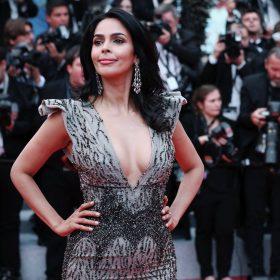 Mallika Sherwat At Cannes 2019