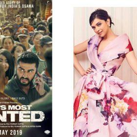 दीपिका पादुकोण अर्जुन कपूर की फिल्म इंडियाज मोस्ट वांटेड पर अपने विचार व्यक्त करती हुई (फोटो-इंस्टाग्राम)