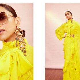 बिजनेस ऑफ फैशन के इवेंट में शिरकत करने को तैयार बॉलीवुड एक्ट्रेस दीपिका पादुकोण (फोटो-इंस्टाग्राम)