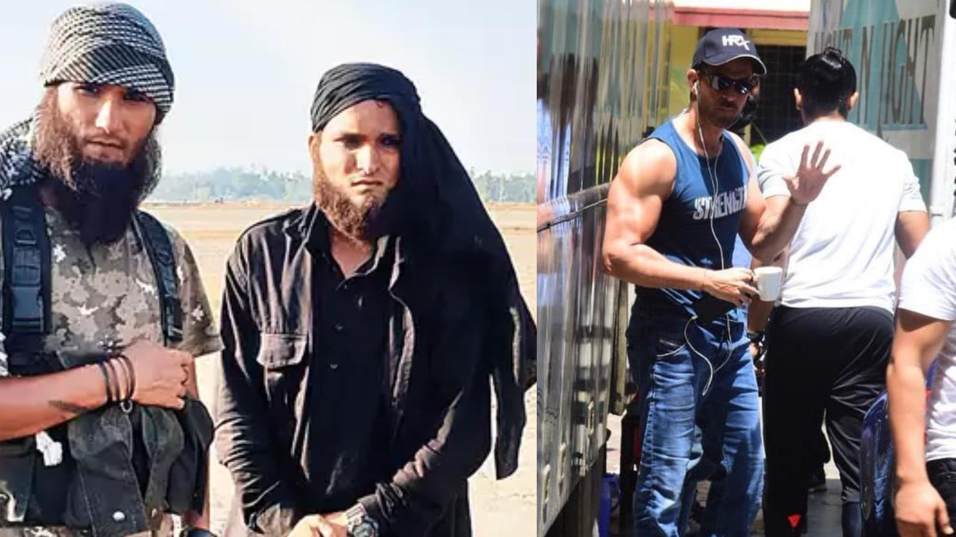 मुंबई पुलिस ने किया खुलासा- ऋतिक रोशन और टाइगर श्रॉफ की फिल्म के सेट से नहीं हुई कोई गिरफ्तारी