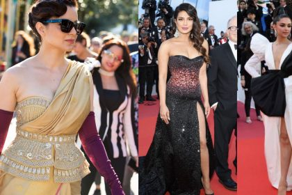 Kangana Ranaut, Priyanka Chopra And Deepika Padukone