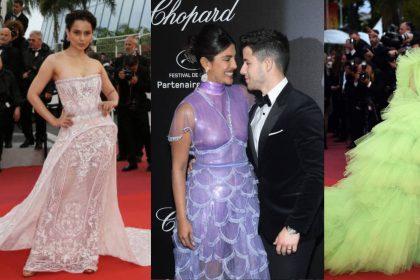 Kangana Ranaut, Priyanka Chopra-Nick Jonas and Deepika Padukone