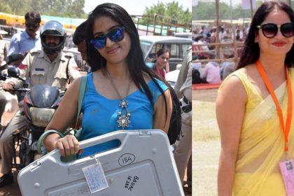 Reena Dwievdi And Yogeshwari Gohitey omkar
