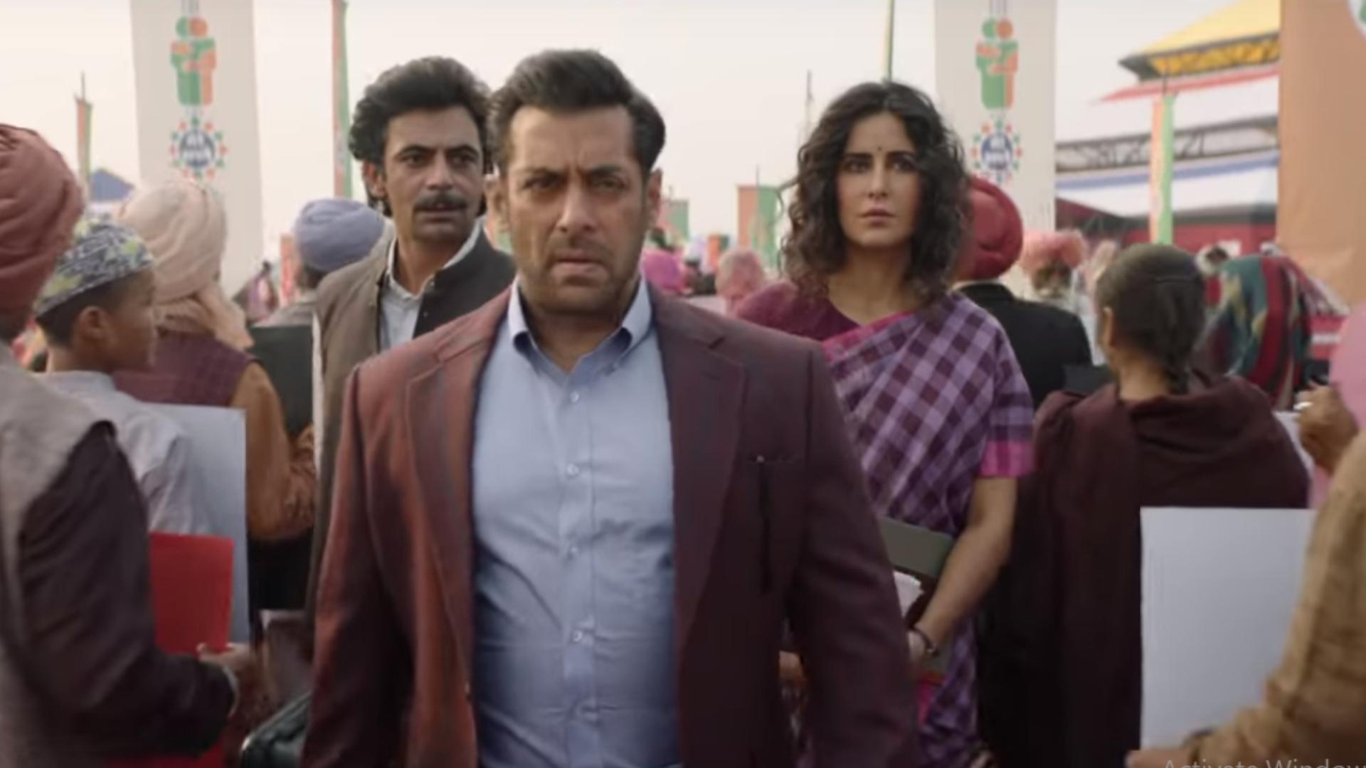 Bharat Movie Song: सलमान खान की फिल्म का चौथा गाना 'जिंदा' हुआ रिलीज, इमोशन और एक्शन का दिखा भरपूर डोज