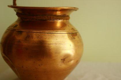 Copper Pot Water Benefits