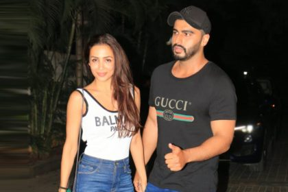 Malaika Arora And Arjun Kapoor