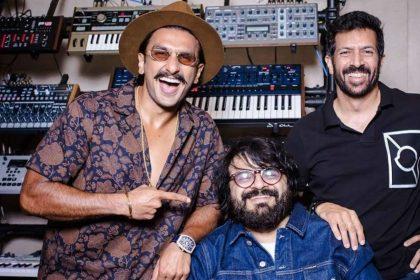 Pritam to compose music for 83 The Film Ranveer Singh Kapil Dev biopic Kabir Khan
