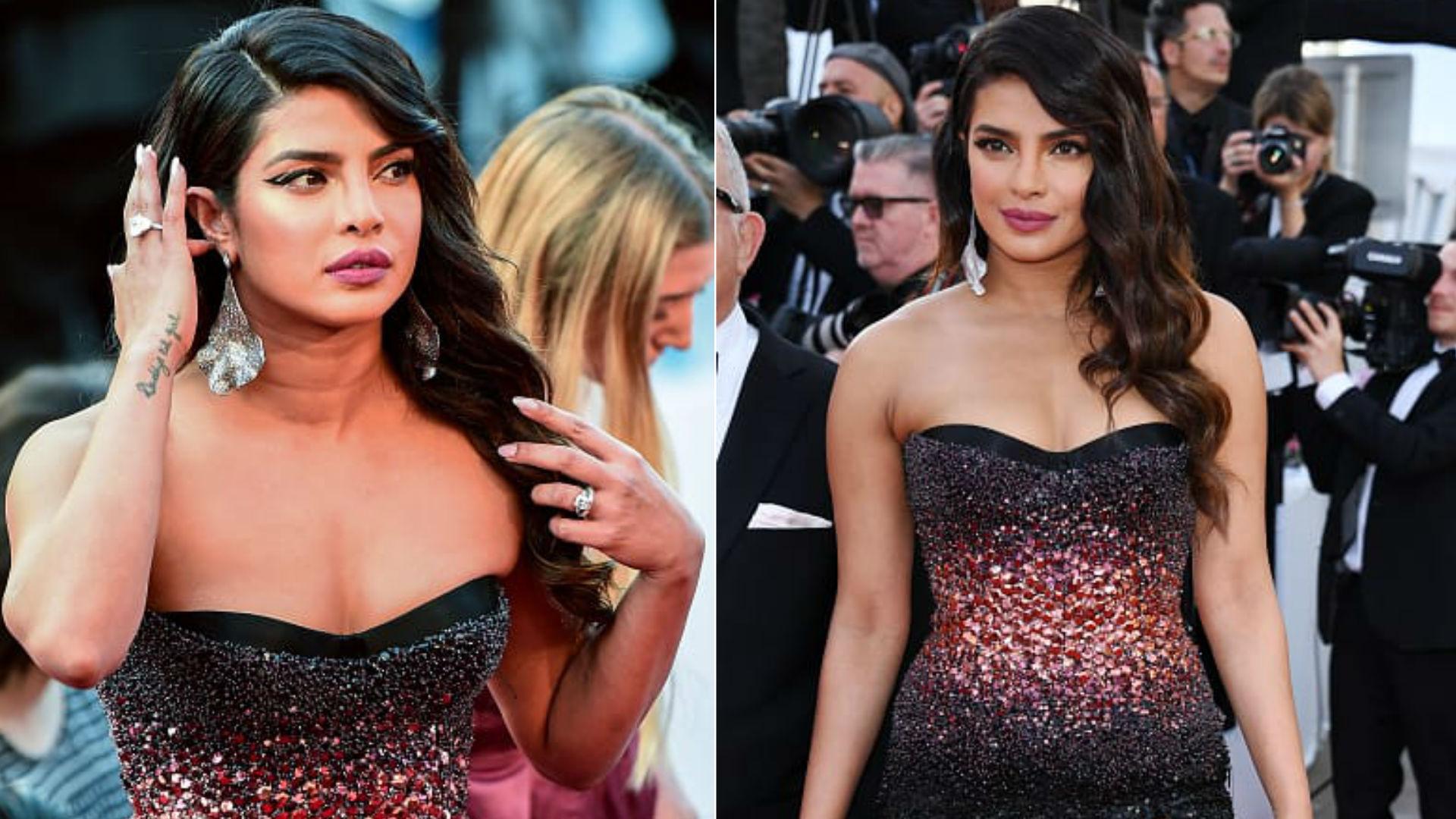 Cannes 2019: कान्स के रेड कार्पेट पर अब प्रियंका चोपड़ा की एंट्री, उड़ाए सबके होश, देखिए खास तस्वीरें
