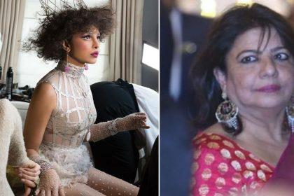 Priyanka Chopra Met Gala 2019 look Madhu Chopra talks about it