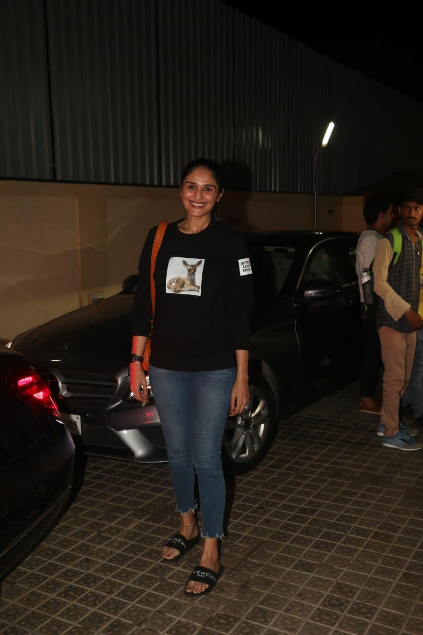 SOTY 2 Vaani Kapoor