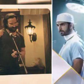 Saif Ali Khan introduced Kahan Hum Kahan Tum serial Dipika Kakar Karan Grover