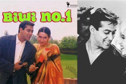 Salman Khan Karishma Kapoor