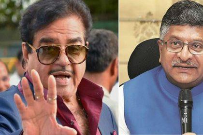 Shatrughan Sinha Lok Sabha elections 2019 results Congress Ravi Shankar Prasad BJP Patna Sahib Bihar