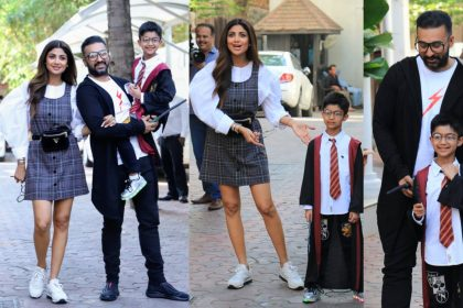 Shilpa Shetty Son birthday