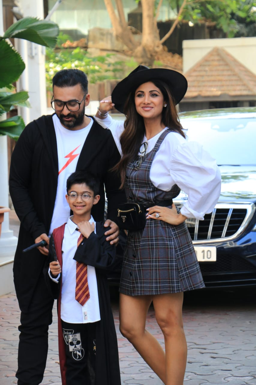 Shipa Shetty Son Birthday 0
