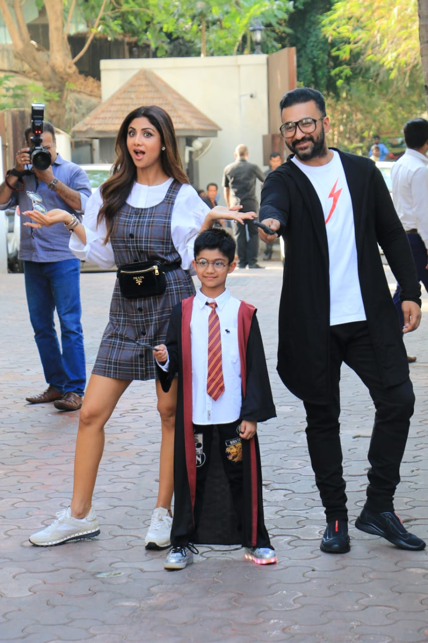 Shipa Shetty Son Birthday 10