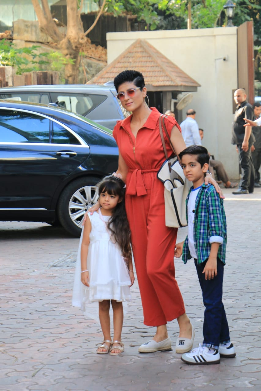 Shipa Shetty Son Birthday 2