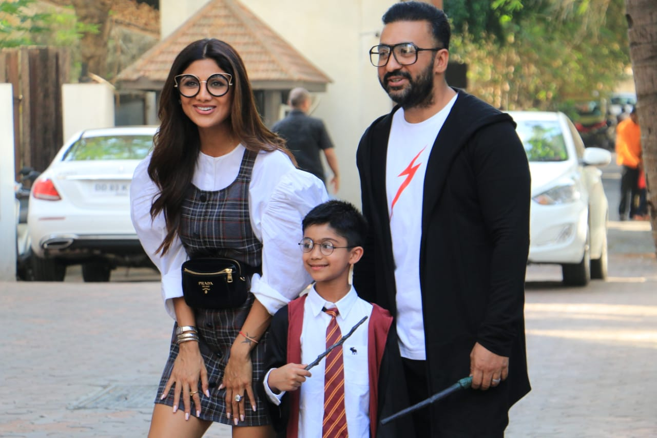 Shipa Shetty Son Birthday 6