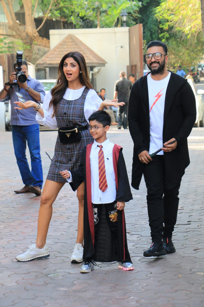 Shipa Shetty Son Birthday 7