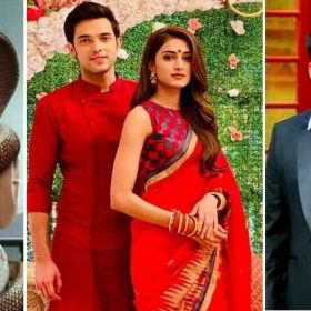 TV TRP List of this week Naagin 3 Yeh Rishtey Hai Pyaar Ke Kasautii Zindagii Kay 2 The Kapil Sharma Show