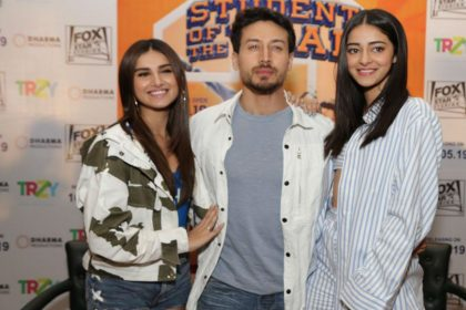 Tiger Shroff reveals why he signs Student of the Year 2 film Ananya Pandey Tara Sutaria